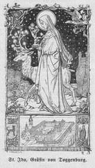 Heilige Idda von Toggenburg