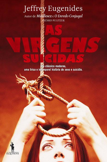 Resultado de imagem para book virgens suicidas