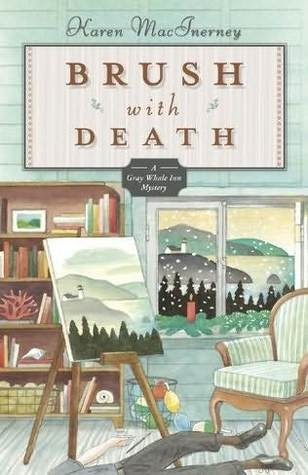 Brush with Death (The Gray Whale Inn Mysteries, #5)