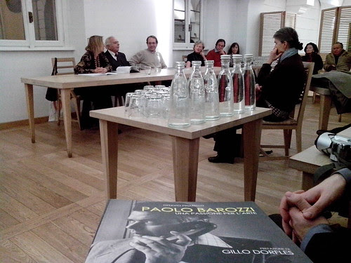 Refettorio con Paolo Barozzi by Ylbert Durishti