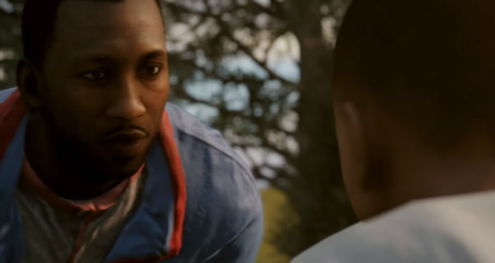 Madden is getting a story mode with Mahershala Ali screenshot