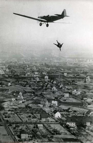 willi ruge 364x560 [Mystère #11] Willi Ruge saute en parachute  photo mystere bonus