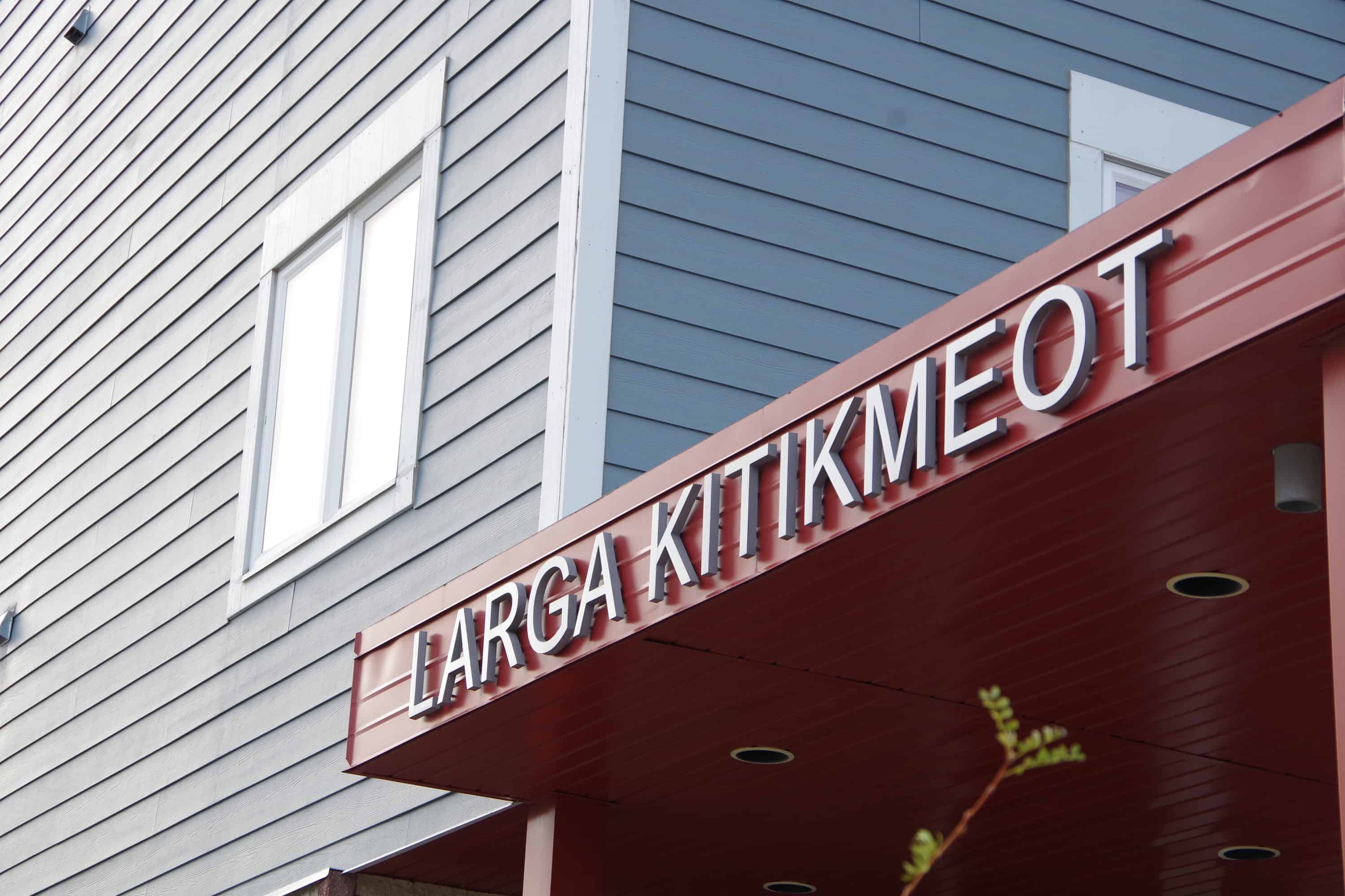 Covid-19 warning issued for some Larga Kitikmeot travellers