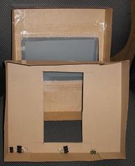 Handoscan Mark 1, Disassembled