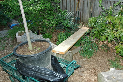 Ramp setup