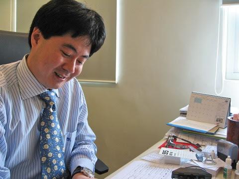 Mr Choong
