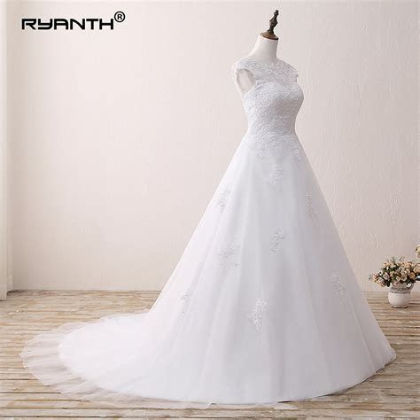 Robe De Mariage 2019 Cheap Vestido de Novia Hot Sale A