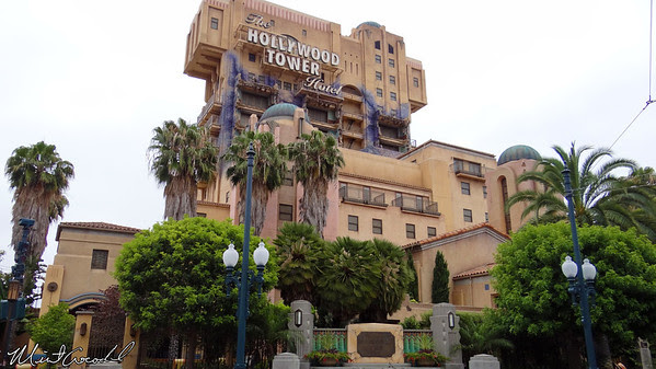 Disneyland Resort, Disney California Adventure, Tower of Terror
