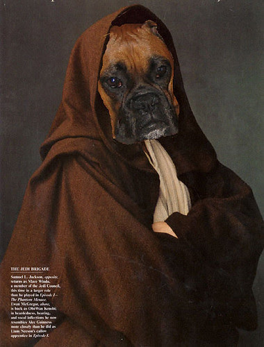 Cairo as Obi Wan Kenobi
