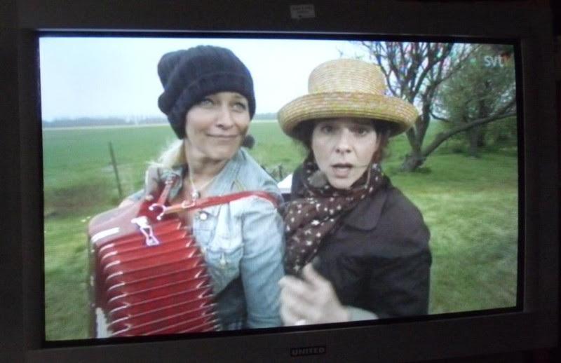 Tina och Hanna