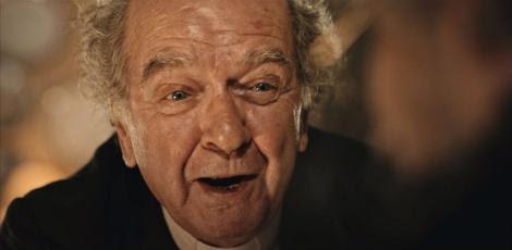Umberto Magnani estava no ar em Velho Chico como Padre Romão. / Foto: TV Globo/Divulgação