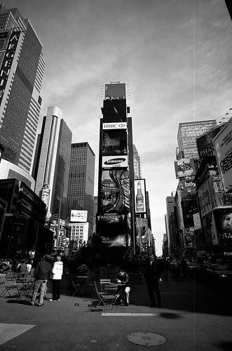 :: TIME SQUARE :: (by masamonster)