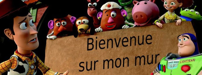 Couvertures Facebook Toy Story