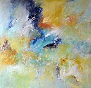 "High Tide by Filomena Booth Acrylic ~ 30"" x 30"""