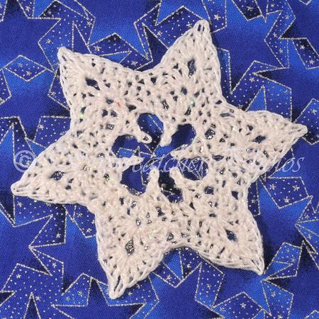 Gemini Peak Snowflake
