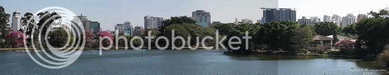 Ibirapuera - picture by Flavius Versadus
