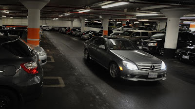 Anonymous Sources Have Taken Every Parking Space Used By Washington Post For Secret Meetings