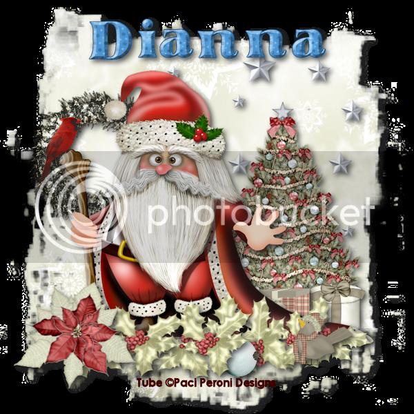 Vintage Noel - Dianna