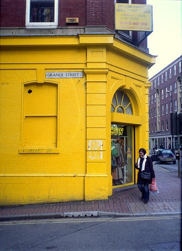 Orange Street by pho-Tony