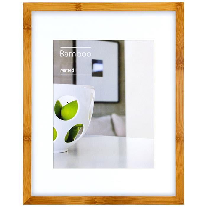 Nielsen Ecocare 16x20 Natural Bamboo Ready Made Photo Frame