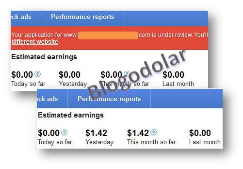 Akun Google Adsense