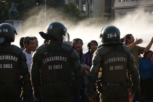 Protesta Andha Chile, deudores habitacionales by Alejandro Bonilla