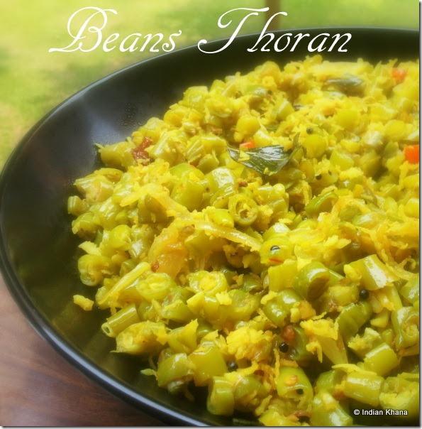 Beans Thoran
