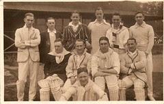 Ormskirk Cricket Team 1935
