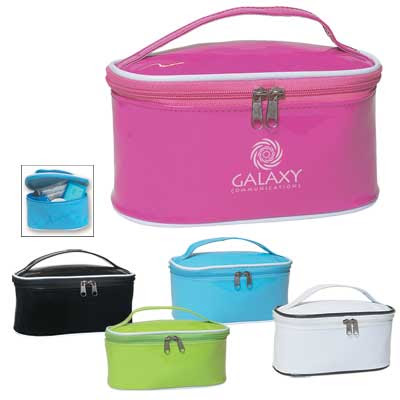 Custom Cosmetic Bags, Personalized in Bulk. Promotional, Cheap