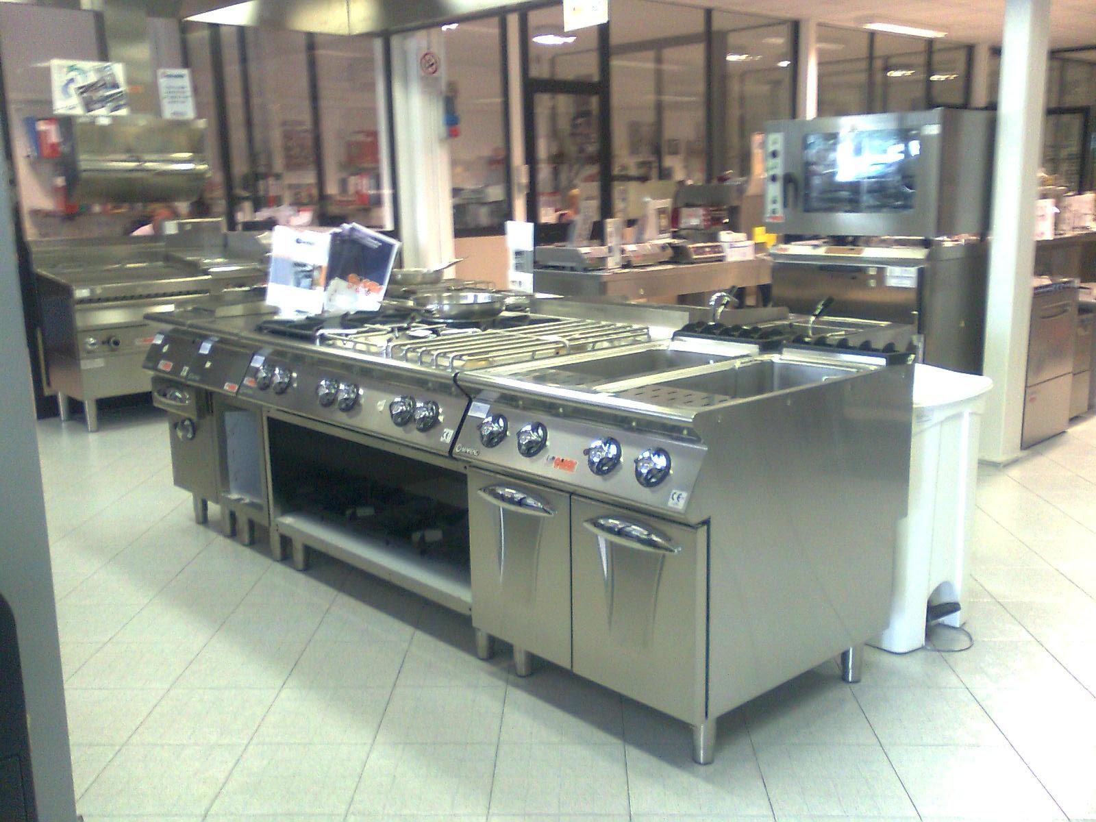 Vendita Attrezzature Da Cucina Professionali Usate.Attrezzature Cucina Professionale Usate Chefs4passion