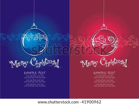 the art christmas cards