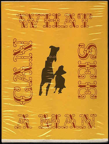 What can a man see by Edson Russell, 1969