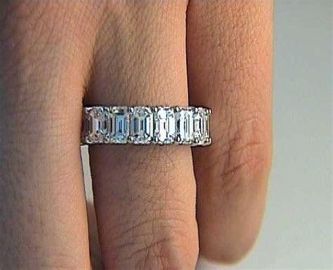 Eternity Band Instead of Engagement Ring?   Weddingbee