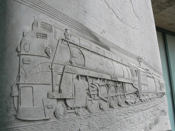 Railway, former Postal Delivery Building, Toronto
