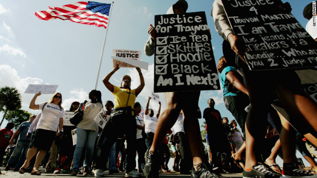 Trayvon Protests Call for Florida Boycott - Castellano Legal