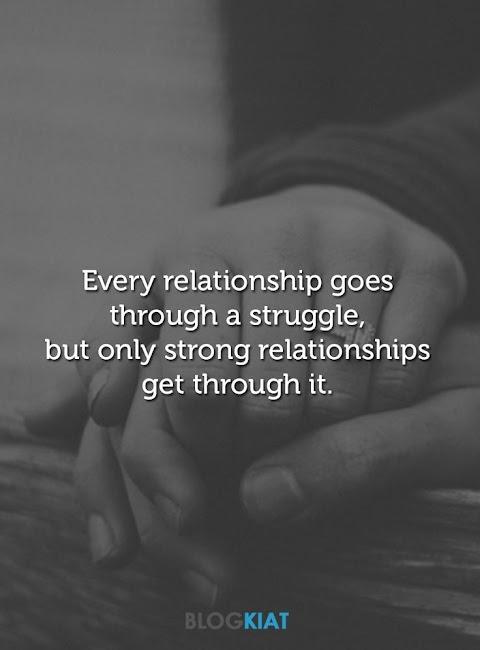 Relationship Life Emotional Relationship Understanding Quotes