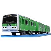 プラレール たのしい列車シリーズ E231系みどりの山手線