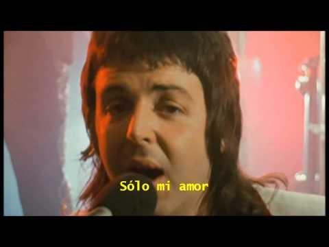 Paul McCartney & Wings - My love