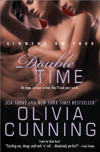 Double Time: Sinners On Tour (The Sinners on Tour) by Olivia Cunning