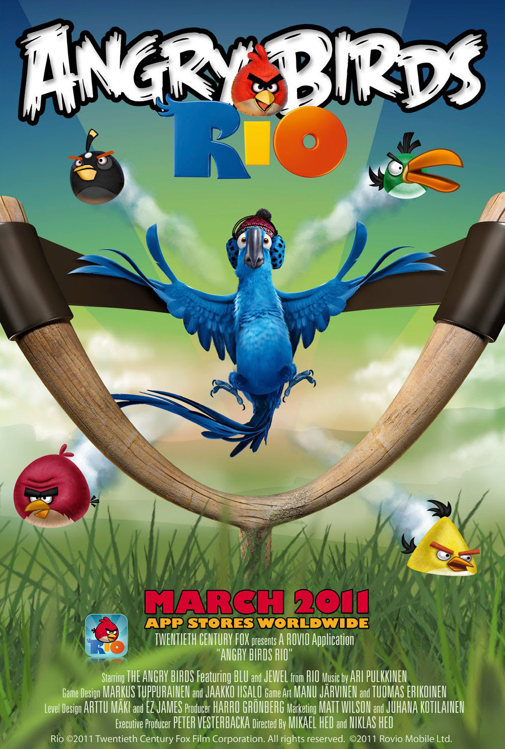 Angry Birds Rio Angry Birds Foto Fanpop