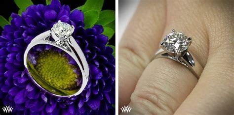 Best Engagement Rings For Different Finger Sizes & Hand