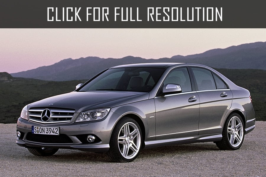 2008 Mercedes Benz C Class Coupe - news, reviews, msrp ...