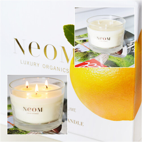 Neom invigorate candle