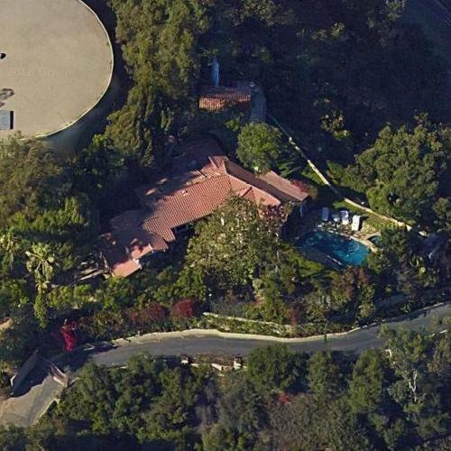 John Stamos House In Beverly Hills Ca Google Maps