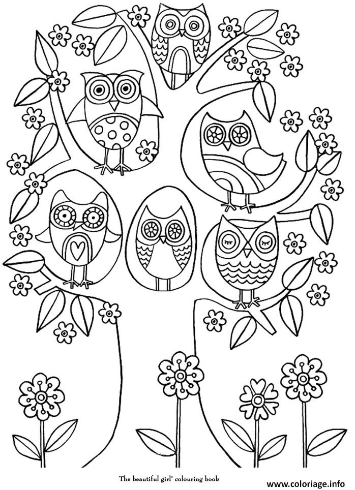 Coloriage Art Therapie 21 Jecoloriecom