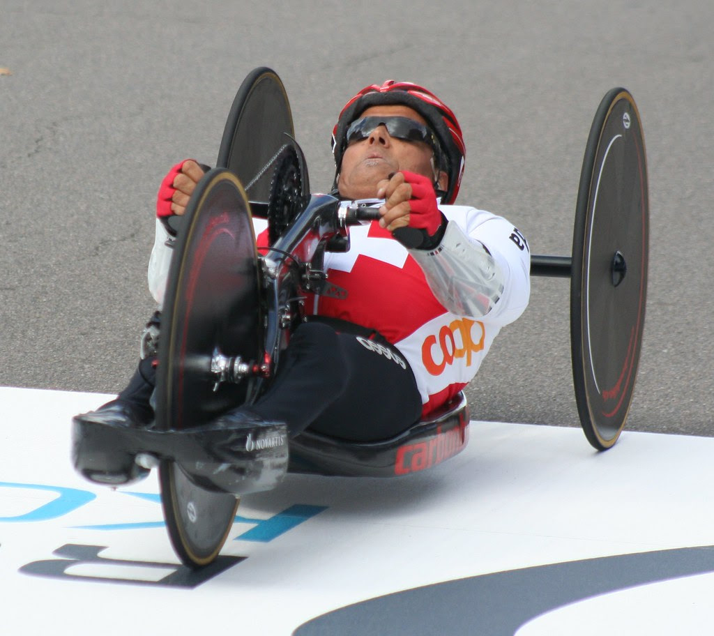 Para-cycling WC Roskilde