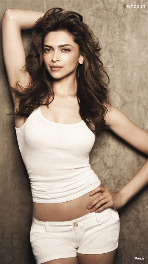 deepika padukone white  shirt  naughty face hd image