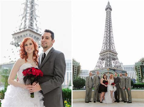 Paris Hotel Las Vegas Destination Wedding   Beth   Danny