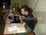 Snajk aka Małpa z laptopem