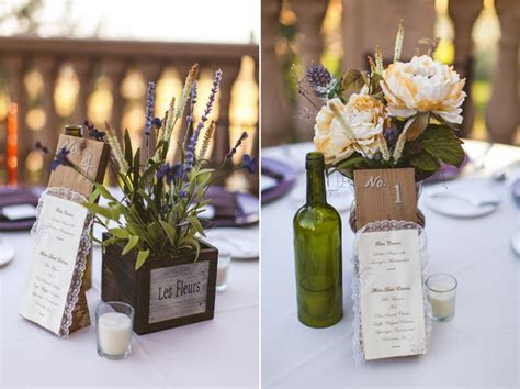 Elegant Rustic Purple Florida Wedding   Glamour & Grace
